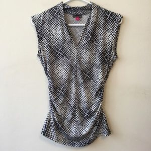 Vince Camuto Size S Sleeveless Tank Top